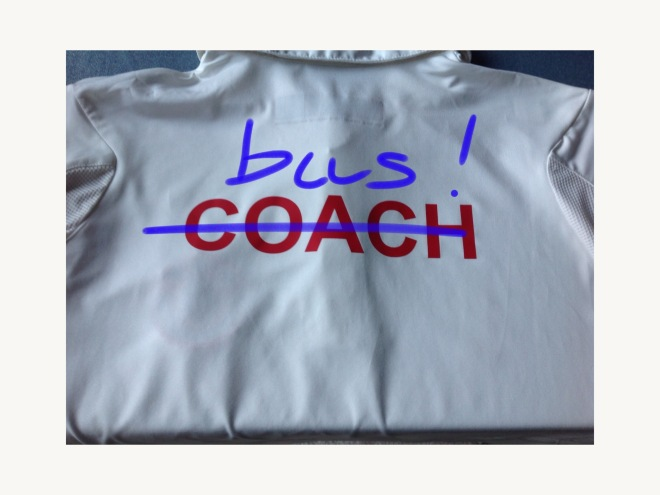 coach or bus?